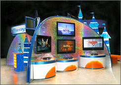 DisneyBlu-ray