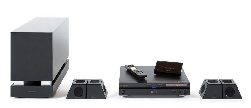 Pioneer Elite HTS-LX70