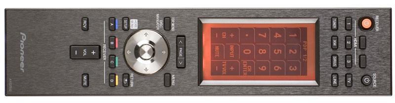 Pioneer Elite HTS-LX70 remote