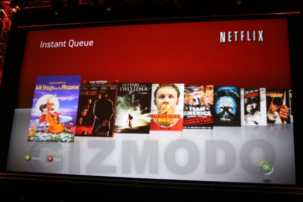 Netflix Watch Now coming to Xbox 360 » WesleyTech.com ...
