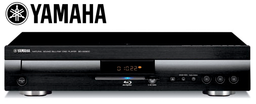 yamaha offers high end blu ray player. Black Bedroom Furniture Sets. Home Design Ideas