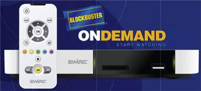 Blockbuster OnDemand MediaPoint