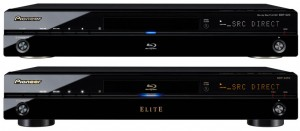 Pioneer 2009 Blu-ray players