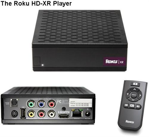 RokuHD-XR (Custom)