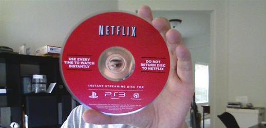 NetflixDisc (Custom)