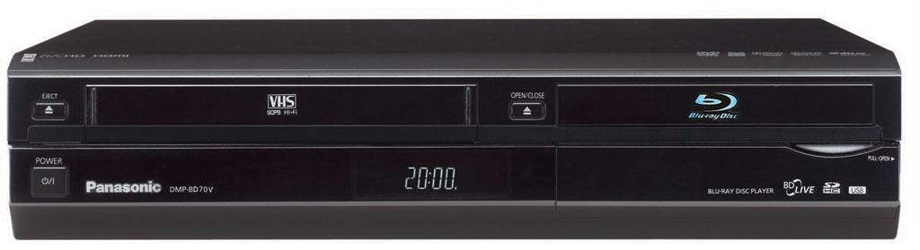 Panasonic Blu Ray Vhs Combo Baffles 187 Wesleytech Com