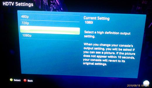 Xbox360-HDTV-Settings