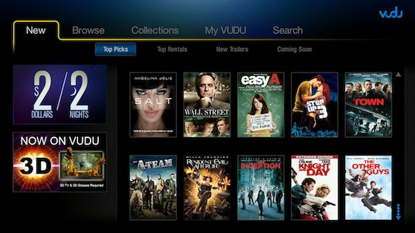 While Vudu is best known for its digital video rentals and sales, the Vudu Movies on Us section makes it one of the best free movie streaming sites.