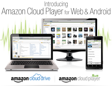 Introducing Cloud Player for Web and Android