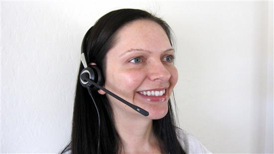 Jabra-Biz-2400-USB-headset-review-wearing