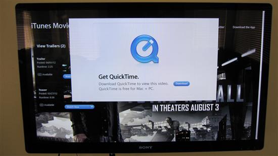 GoogleTV-Quicktime
