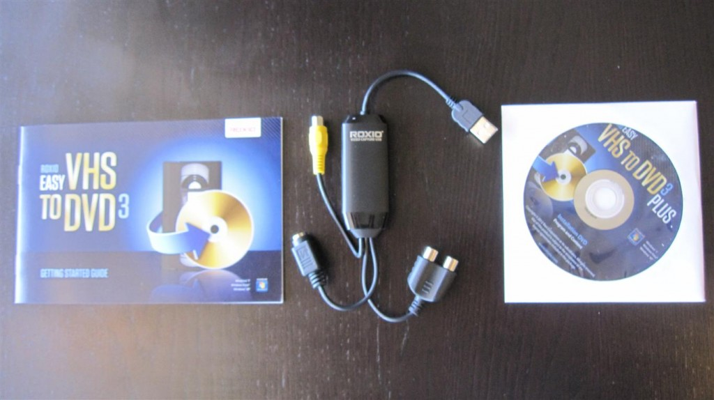 roxio vhs dvd  Roxio Easy VHS to DVD 3 Plus review »  - Exploring ...