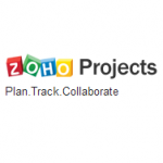 Zoho Projects Logo squared