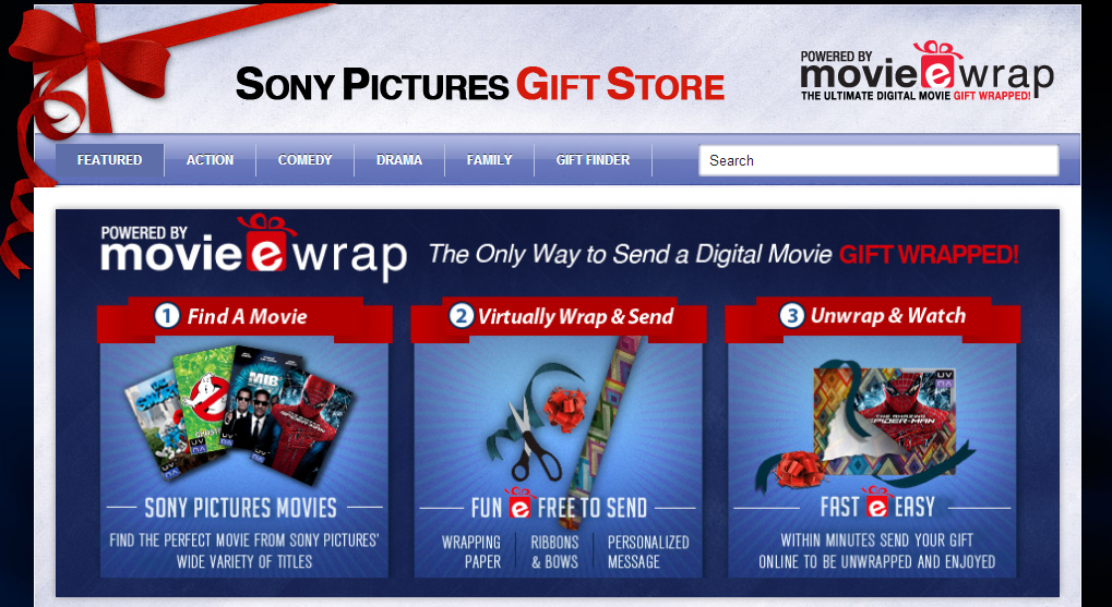 SonyGiftStore