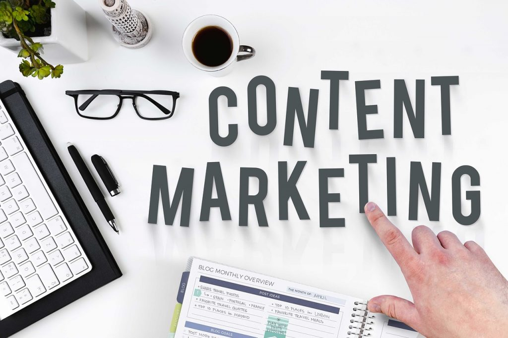 content marketing letters on tale