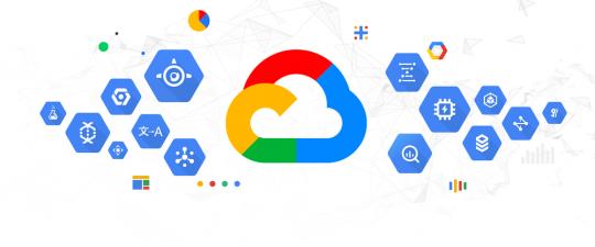 Google cloud icons